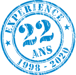 22 ans d'exprience