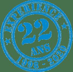 22 ans d'exprience